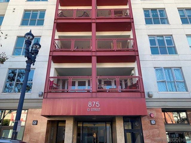 875 G Street W #204, San Diego, CA 92101 - #: 200054419