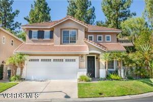 3209 Clarita Court, Thousand Oaks, CA 91362 - #: 220010419