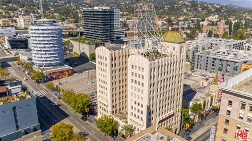 Photo of 6253 HOLLYWOOD #701, Los Angeles, CA 90028 (MLS # 20564420)