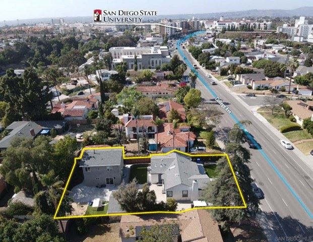 4952 College Ave, San Diego, CA 92115 - MLS#: 210010420