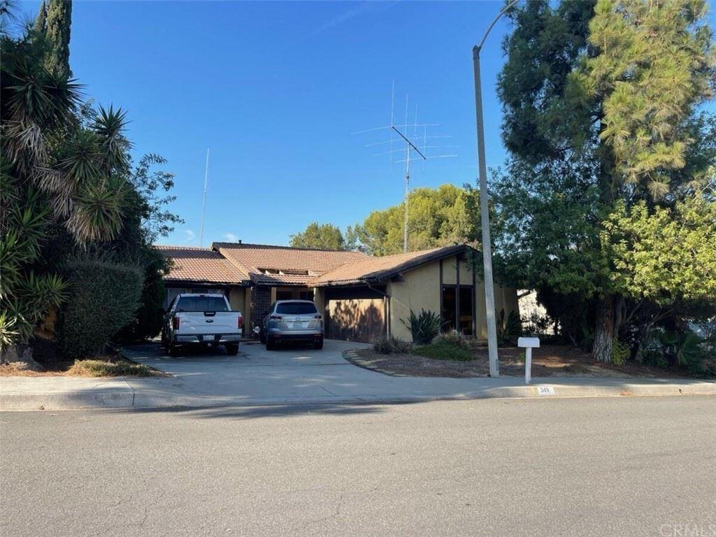 349 N Palo Cedro Drive, Diamond Bar, CA 91765 - MLS#: CV21233420