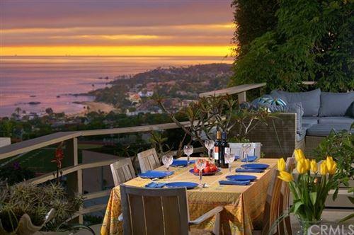 Photo of 827 Buena Vista Way, Laguna Beach, CA 92651 (MLS # NP20127421)