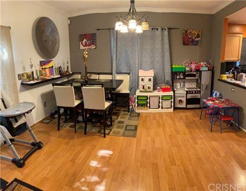 Photo of 8554 Burnet Avenue #103, North Hills, CA 91343 (MLS # SR20093421)
