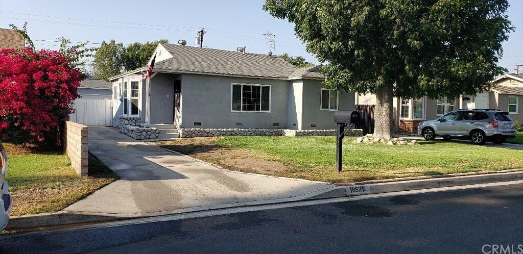 16331 E Bellbrook Street, Covina, CA 91722 - #: TR21153421
