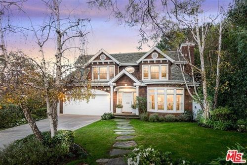 Photo of 606 ERSKINE Drive, Pacific Palisades, CA 90272 (MLS # 20565422)