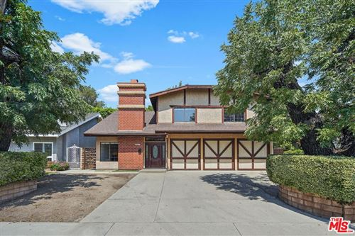 Photo of 12413 Hartsook Street, Valley Village, CA 91607 (MLS # 21779422)