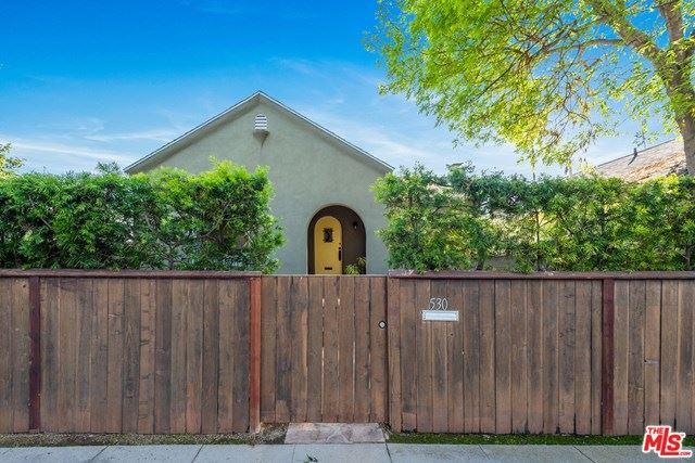 Photo of 530 Santa Clara Avenue, Venice, CA 90291 (MLS # 21691422)
