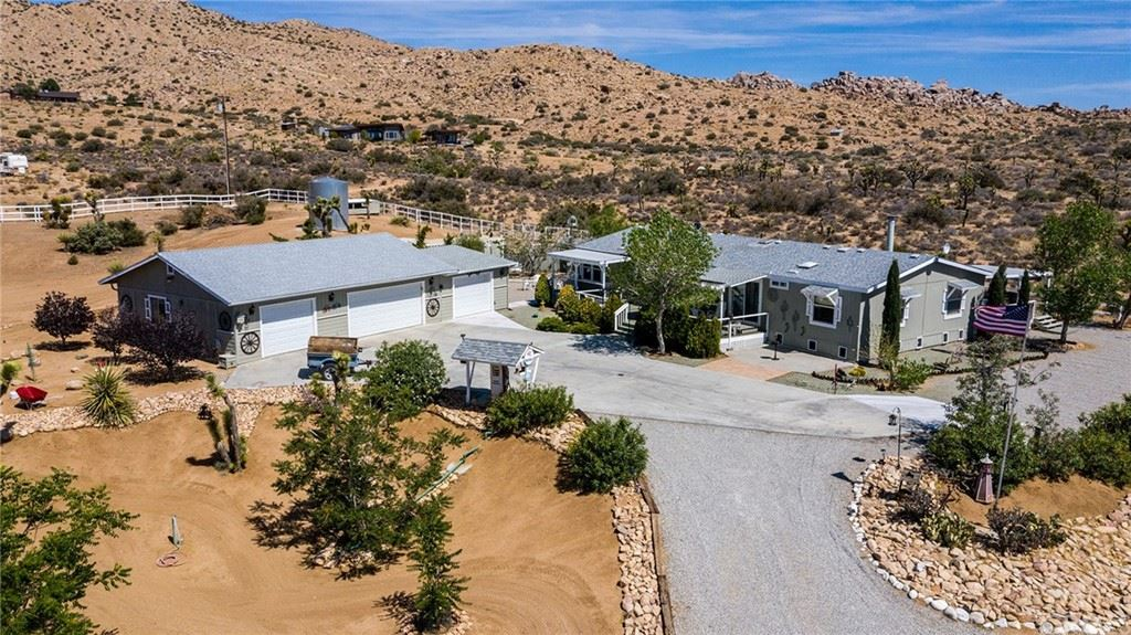 50830 Burn Canyon Road, Pioneertown, CA 92268 - MLS#: JT21065422