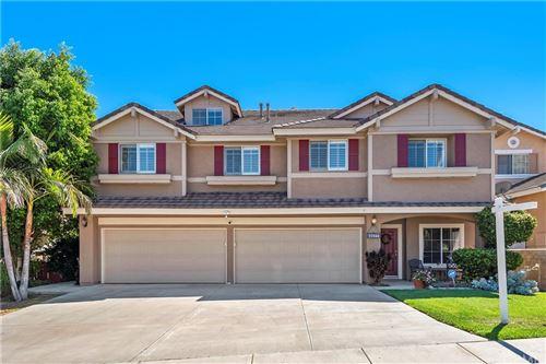 Photo of 22944 Briarwood Drive, Corona, CA 92883 (MLS # OC21204423)