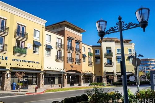Photo of 24505 Town Center Drive #7409, Valencia, CA 91355 (MLS # SR21006423)