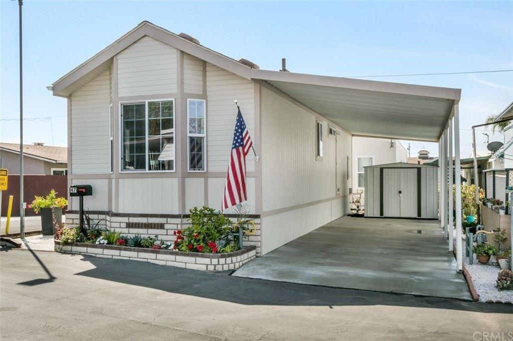 1020 Bradbourne Avenue #47, Duarte, CA 91010 - MLS#: AR21068423