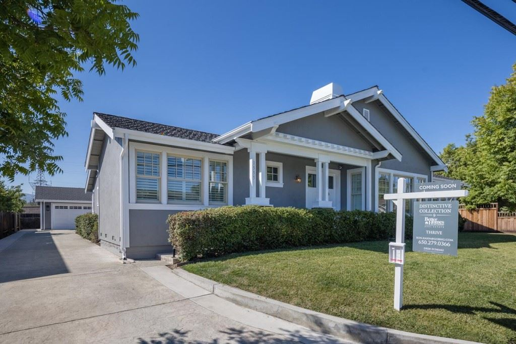 1555 Van Dusen Lane, Campbell, CA 95008 - MLS#: ML81857423