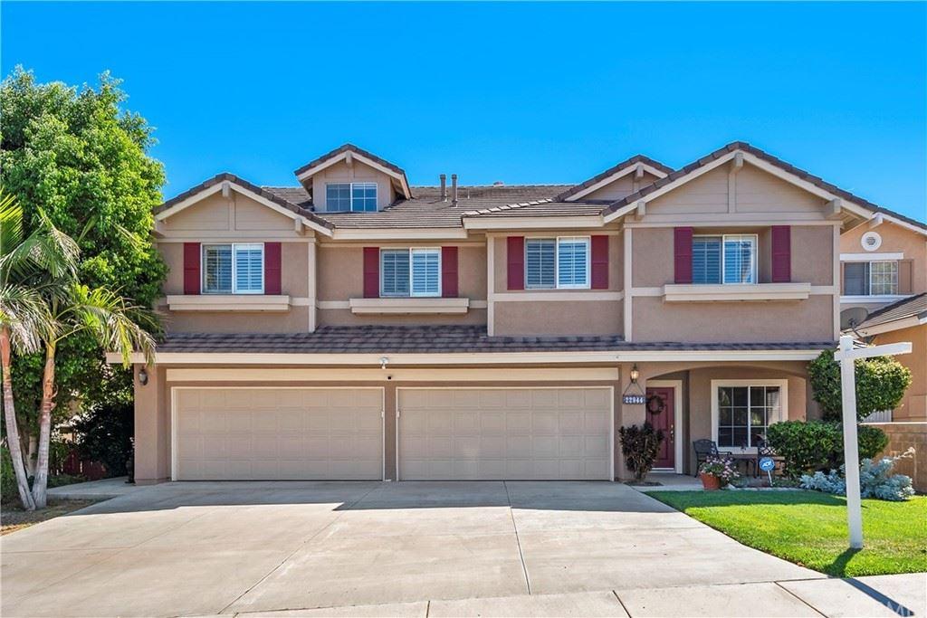 22944 Briarwood Drive, Corona, CA 92883 - MLS#: OC21204423