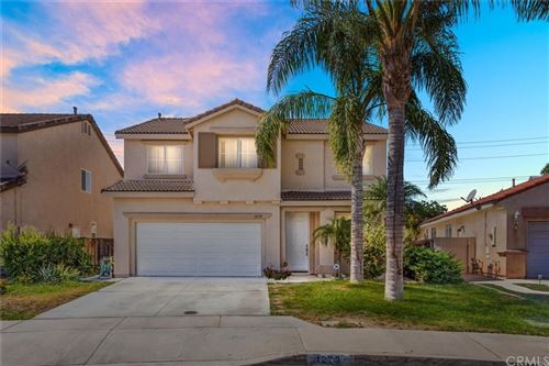 Photo of 1270 Dolphin Drive, Perris, CA 92571 (MLS # IV21204424)