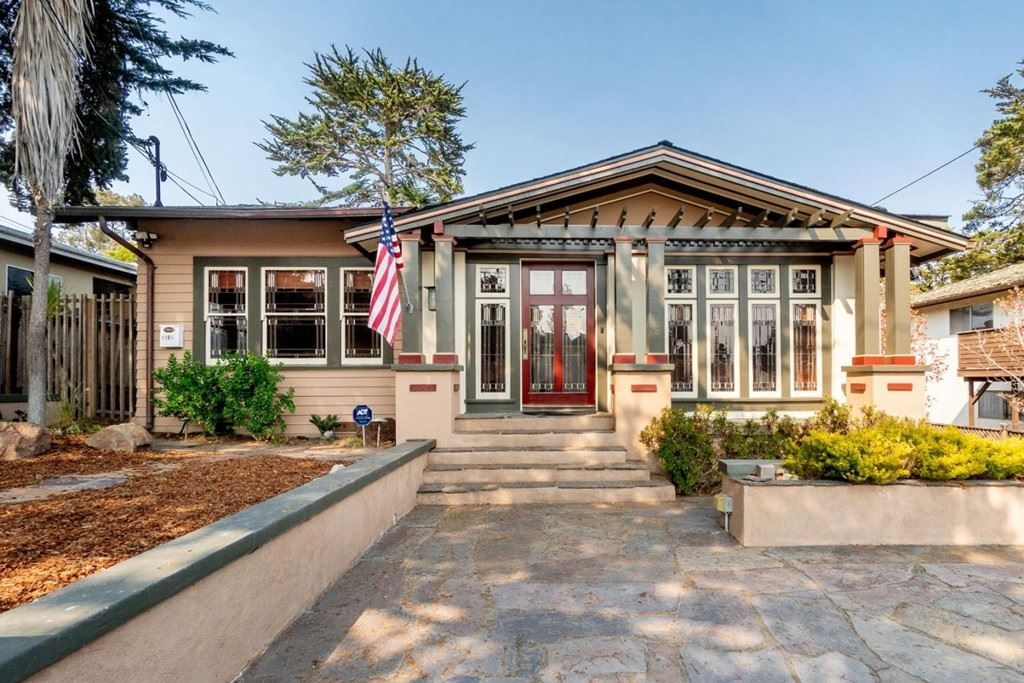 1106 Franklin Street, Monterey, CA 93940 - MLS#: ML81864424