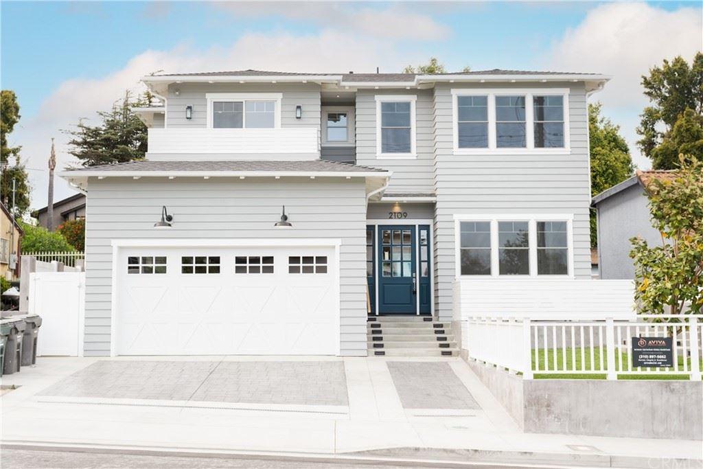 2109 Belmont Lane, Redondo Beach, CA 90278 - MLS#: SB21206424