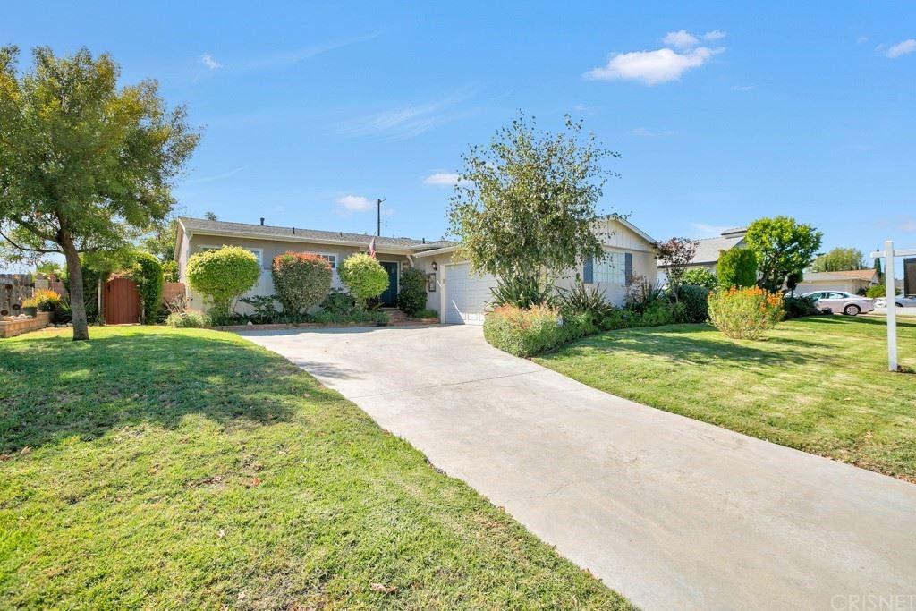 16662 Kinzie Street, Northridge, CA 91343 - MLS#: SR21230424