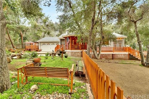 Photo of 15832 Calle Hermosa, Green Valley, CA 91390 (MLS # SR20058425)