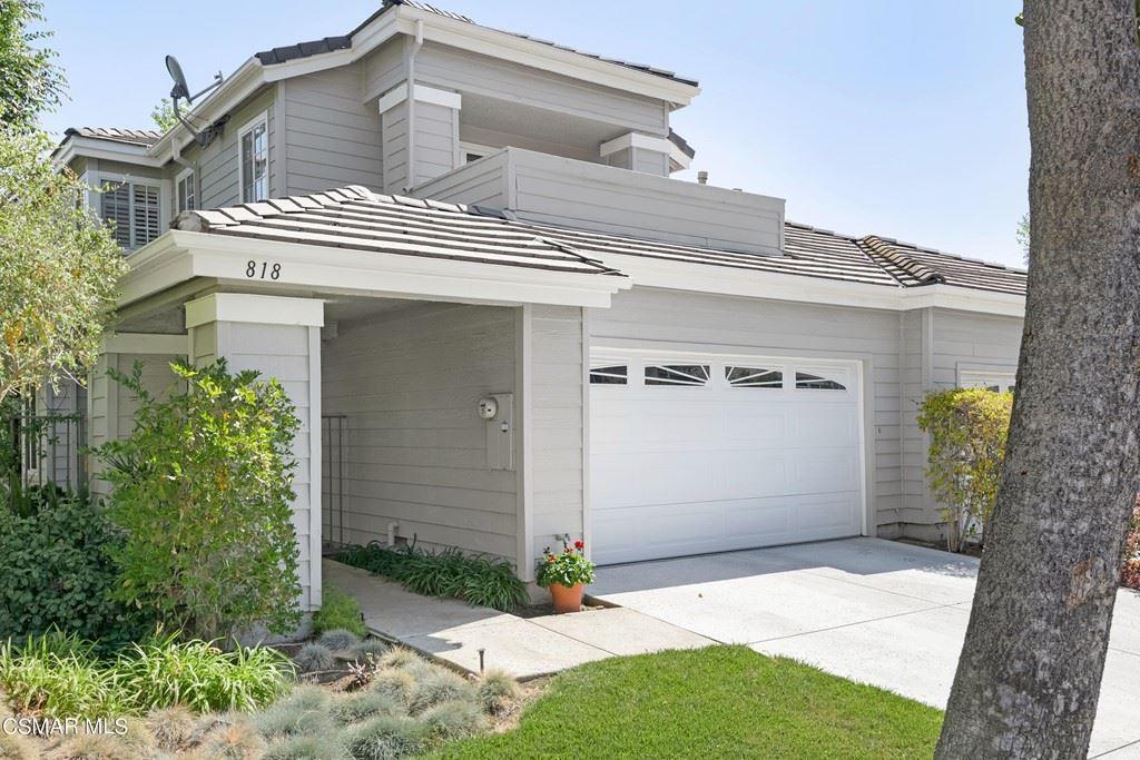 818 Sunstone Street, Westlake Village, CA 91362 - MLS#: 221005425
