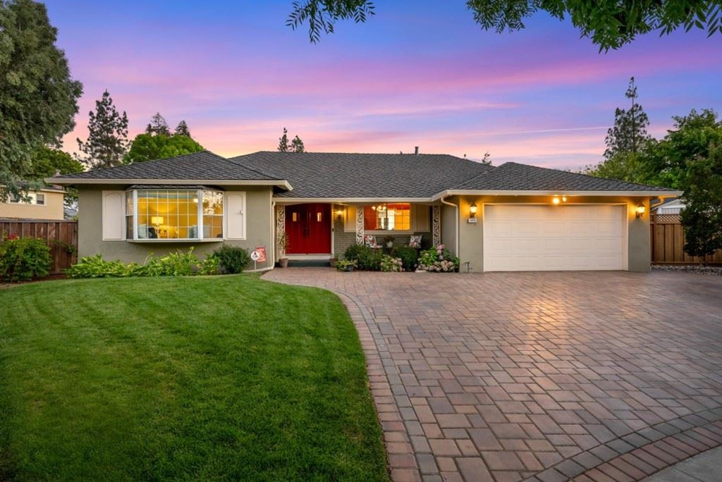 1078 Hedgecroft Place, San Jose, CA 95120 - #: ML81854425