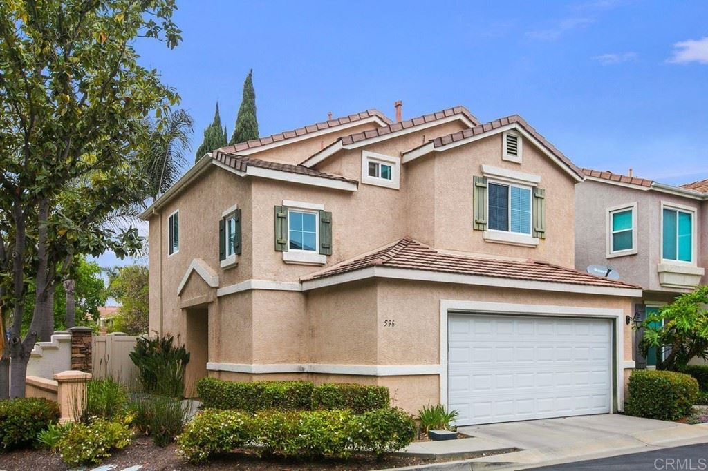 596 Summerholly Drive, San Marcos, CA 92078 - #: NDP2109425