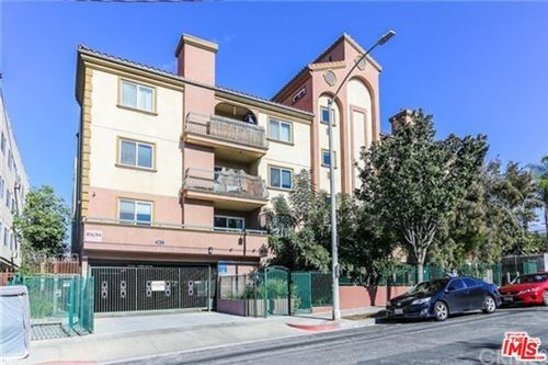 Photo of 2811 FRANCIS Avenue #107, Los Angeles, CA 90005 (MLS # 19528426)