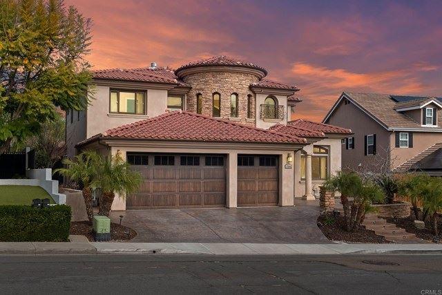 17946 AGUAMIEL RD, San Diego, CA 92127 - #: PTP2100426