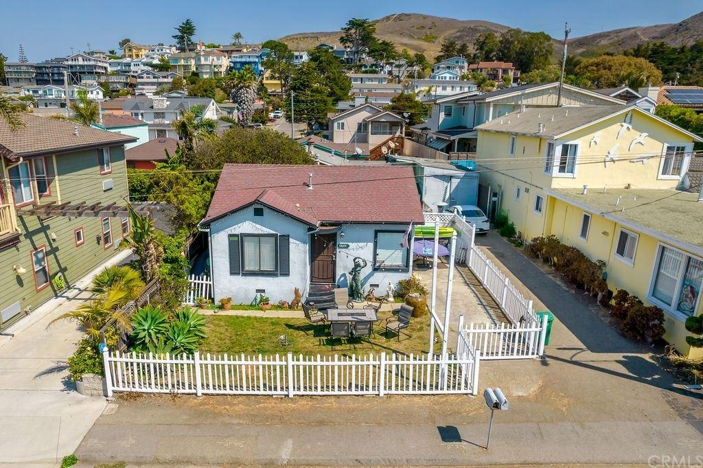 109 S Ocean Avenue, Cayucos, CA 93430 - #: SC21205426