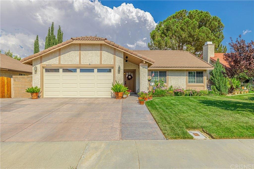 44026 32nd Street W, Lancaster, CA 93536 - MLS#: SR21167426