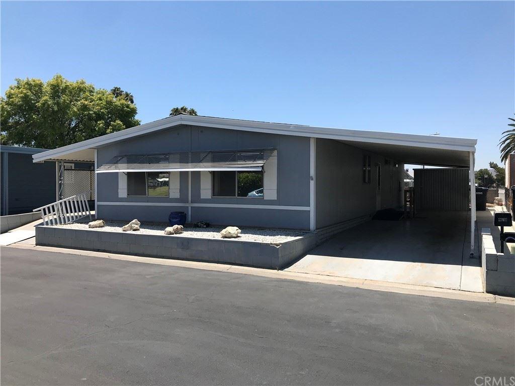 601 N Kirby Street #161A, Hemet, CA 92545 - MLS#: SW21172426