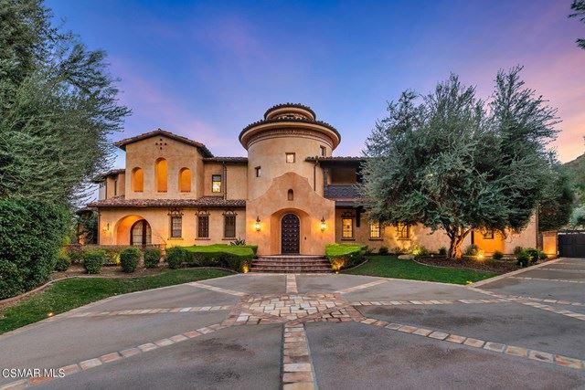 29424 Malibu View Court, Agoura Hills, CA 91301 - #: 221000427