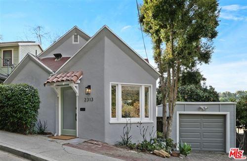 Photo of 2313 Lake Shore Avenue, Los Angeles, CA 90039 (MLS # 21716428)