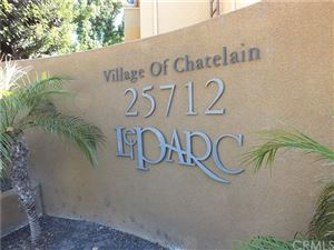 Photo of 25712 Le Parc #73, Lake Forest, CA 92630 (MLS # OC19169428)