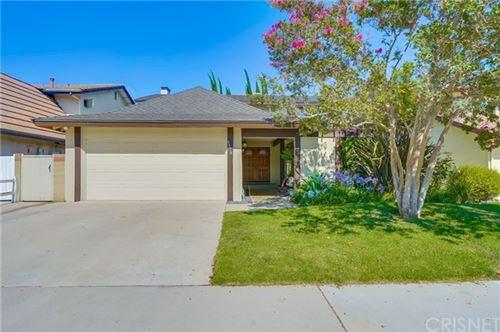 Photo of 5518 Voletta Place, Valley Village, CA 91607 (MLS # SR20246428)