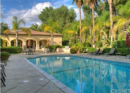 Photo of 5250 Premiere Hills Circle #102, Woodland Hills, CA 91364 (MLS # SR20247428)