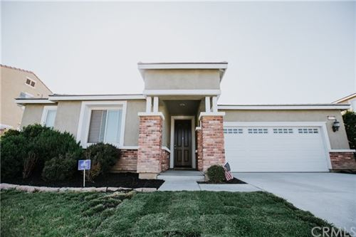 Photo of 30711 Carriage Hill Drive, Menifee, CA 92584 (MLS # SW20064428)