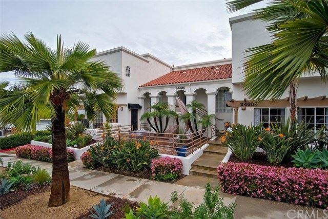 Photo of 24636 La Cresta Drive #102, Dana Point, CA 92629 (MLS # OC21072428)