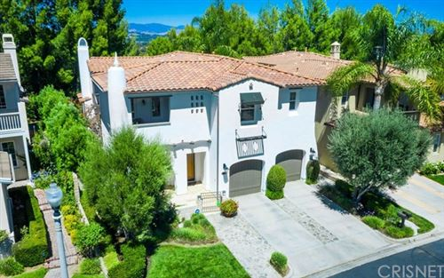 Photo of 24613 Garland Drive, Valencia, CA 91355 (MLS # SR20153429)