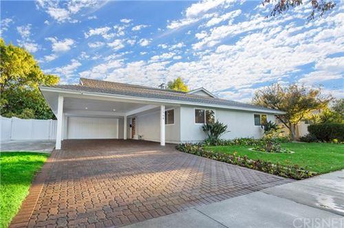 Photo of 22564 Vose Street, West Hills, CA 91307 (MLS # SR20242429)