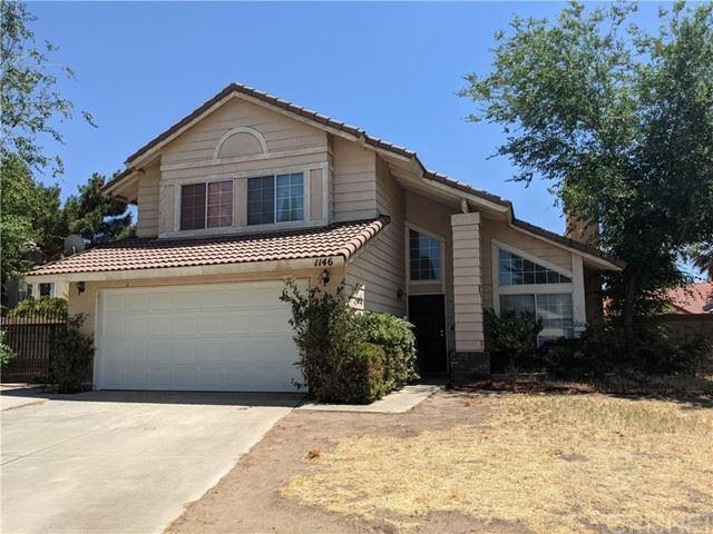 1146 Lisa Court, Lancaster, CA 93535 - MLS#: SR21125429