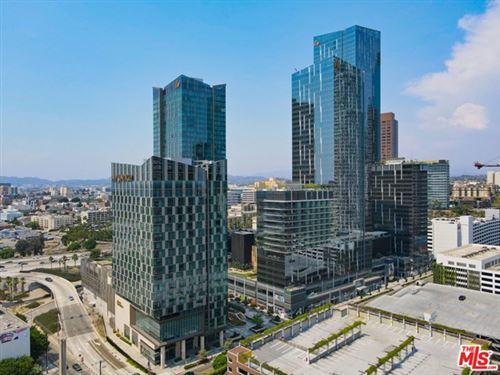 Photo of 889 S Francisco Street #3503, Los Angeles, CA 90017 (MLS # 20623430)