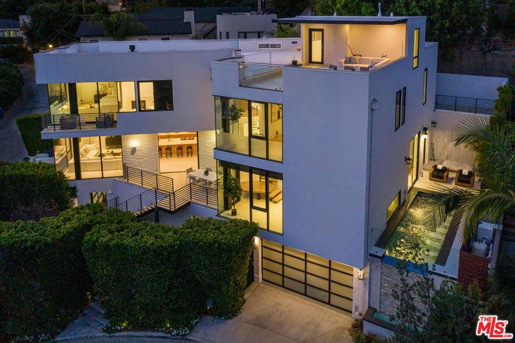 1614 Sunset Plaza Drive, Los Angeles, CA 90069 - MLS#: 21769430