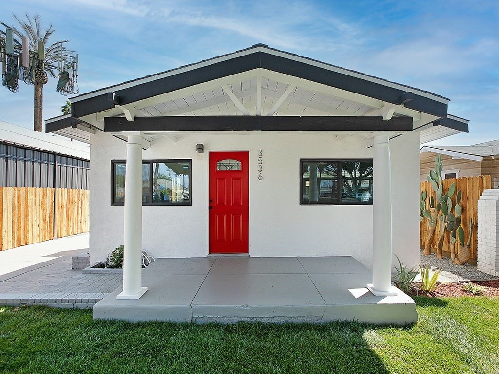 3536 E 4th Street, Los Angeles, CA 90063 - MLS#: MB21132430