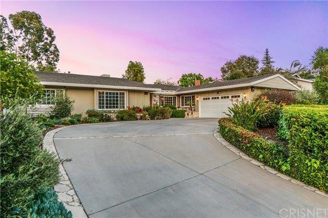Photo of 16661 Adlon Road, Encino, CA 91436 (MLS # SR21074430)
