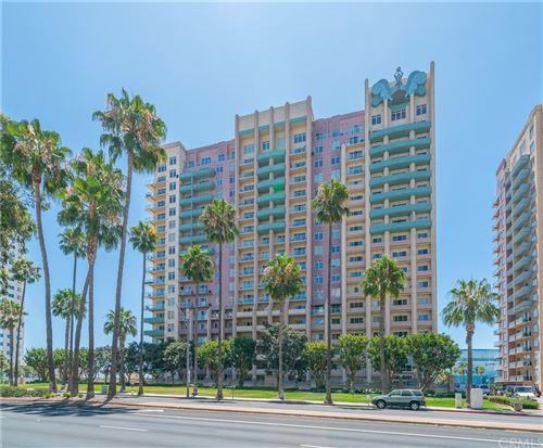 Photo of 488 E Ocean Boulevard #818, Long Beach, CA 90802 (MLS # PW21169431)