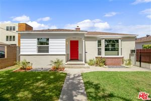 Photo of 4016 WASATCH Avenue, Culver City, CA 90066 (MLS # 19477432)