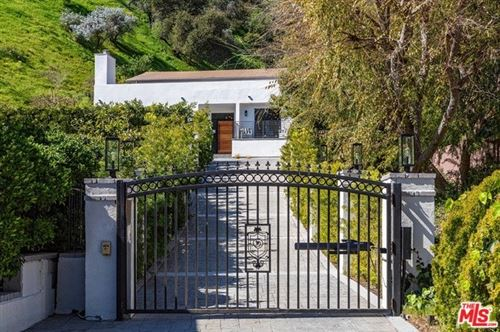 Photo of 1739 SAN YSIDRO Drive, Beverly Hills, CA 90210 (MLS # 20559432)