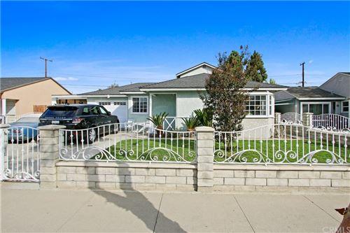 Photo of 3705 E Hedda Street, Long Beach, CA 90805 (MLS # PW21232432)