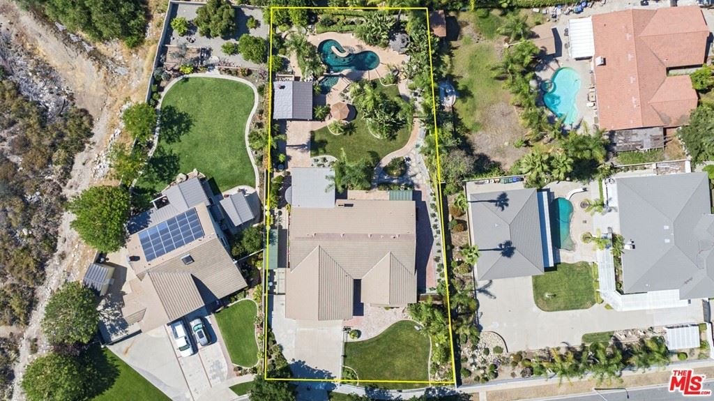 658 Trail View Court, Upland, CA 91784 - MLS#: 21748432