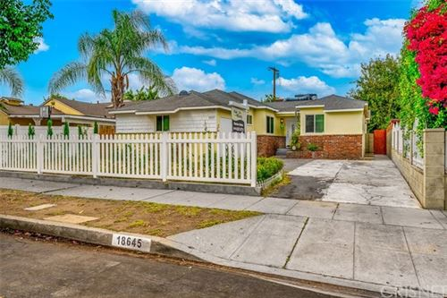 Photo of 18645 Valerio Street, Reseda, CA 91335 (MLS # SR20225433)